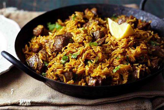 Swahili Pilau Rice With Meat Malindikenya Net Il